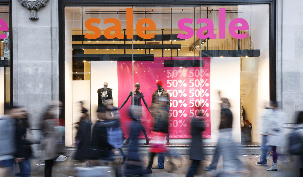 Black Friday Blues: Why does the four letter word SALE make you spend more?