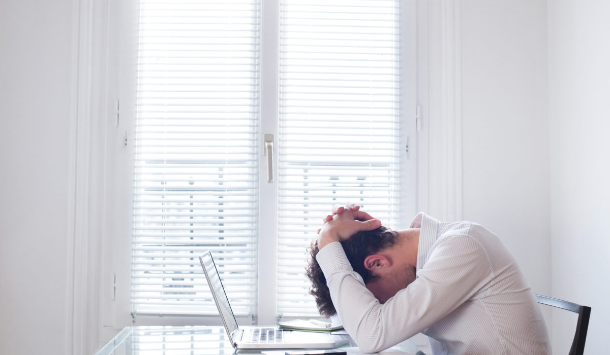 Four signs you suck at your finances