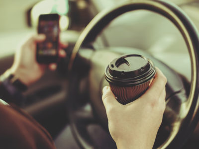 Bad driving habits you'll want to give up