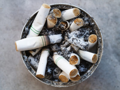 Fresh year, fresh breath – how to really stop smoking.